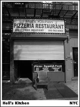 Hells Kitchen NYC by Alexander Aristotle