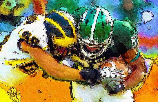 Helmet to Helmet by John Farr