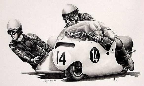 Helmut Fath by Harry Miller