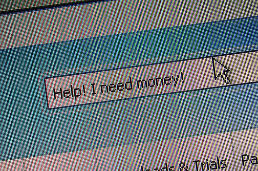 Help I need money by Adrian Hancu