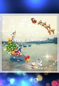 Help to Santa by Agnes V