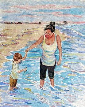 Helping Hand by Jeannie Allerton