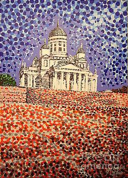 Helsinki Cathedral by Alan J Hogan