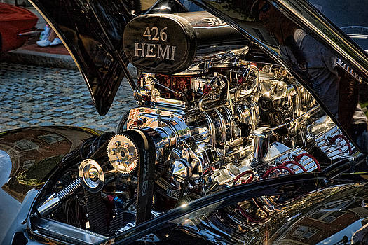 Edward Sobuta - Hemi Engine