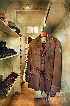 Hemingway War Corespondent No. 7 by Craig J Satterlee