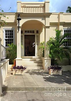 Hemingways' Cuba House No. 11 by Craig J Satterlee