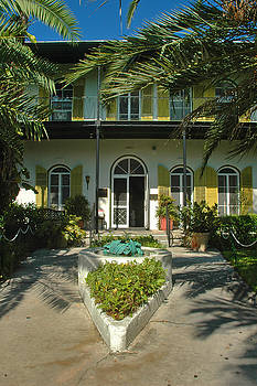 Susanne Van Hulst - Hemingways House Key West