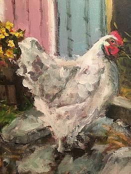 Hen by Susan E Jones