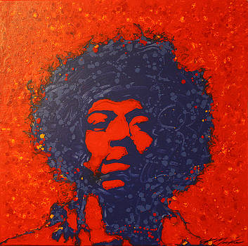 Hendrix II by Chris Mackie