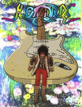 Walter Oliver Neal - Hendrix Is Art