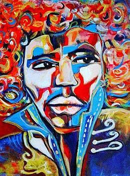 Hendrix by Jackie Pecoroni