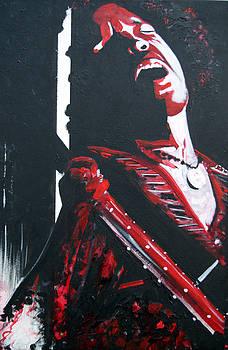 Hendrix Jimmy by Ottoniel Lima