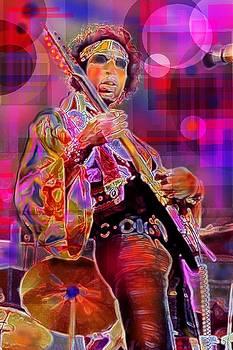 Hendrix by Michael Todd