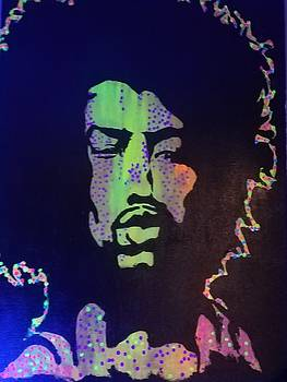 Hendrix by Mike Naze