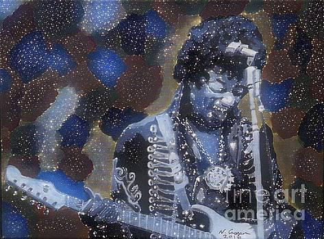 Hendrix by Neal Crossan