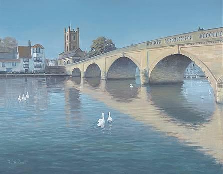 Henley Bridge by Richard Picton