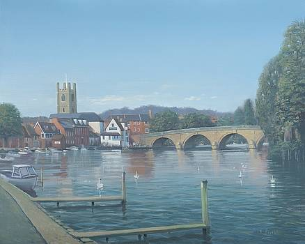 Henley on Thames 2016 by Richard Picton