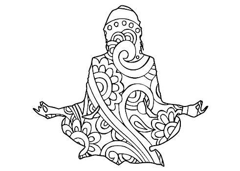 Ricky Barnard - Henna Meditation