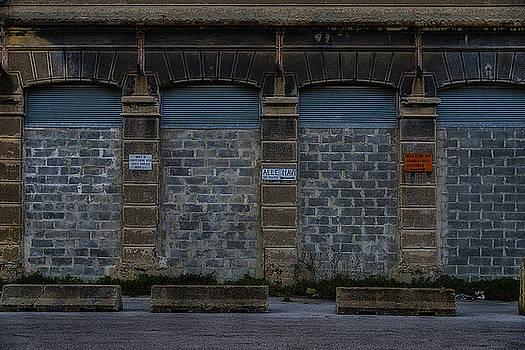 Enrico Pelos - HENNEBIQUE SILOS 4 Industrial Archeology Abandoned Places