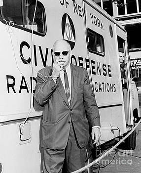 Henry Barnes was appointed traffic comissioner to New York City in 1962. by Barney Stein