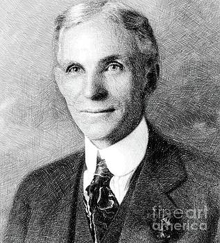 John Springfield - Henry Ford, Inventor by JS