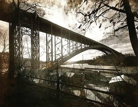 Henry Hudson Bridge, 1936 by Cole Thompson
