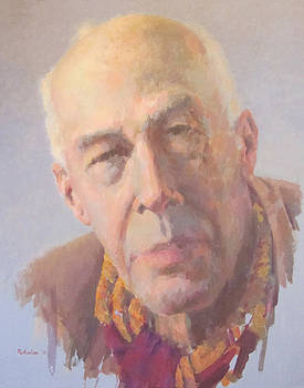 Henry Miller by Mike Hanlon