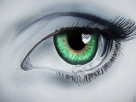 Her Eye by Michael McKenzie