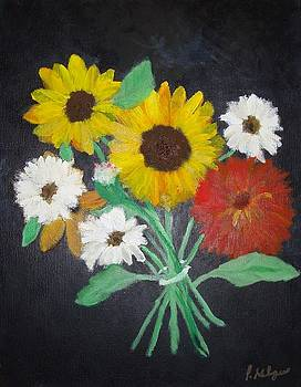 Her Favorite Bouquet by Pamela Kilgus