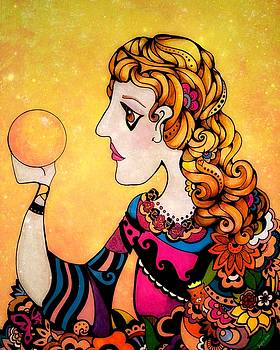 Her Golden Ball by Jayme Kinsey