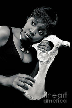 Her Grip On Bone by Morris Keyonzo