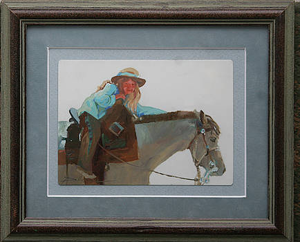 Her Pa's Horse by Betty Jean Billups