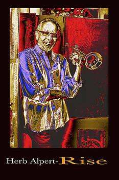 Herb Alpert by Michael Chatman