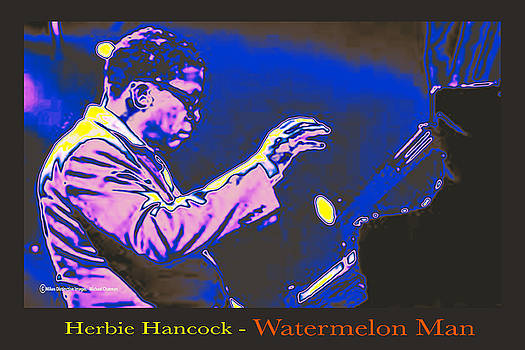 Herbie Hancock by Michael Chatman