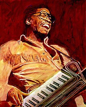 David Lloyd Glover - Herbie Hancock Rockit