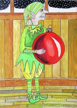 Herbie The Ornament Elf by Gordon Wendling