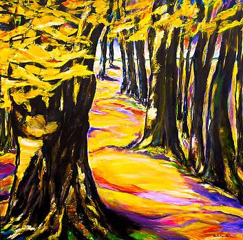 Herbstzeit by Eberhard Schmidt-Dranske
