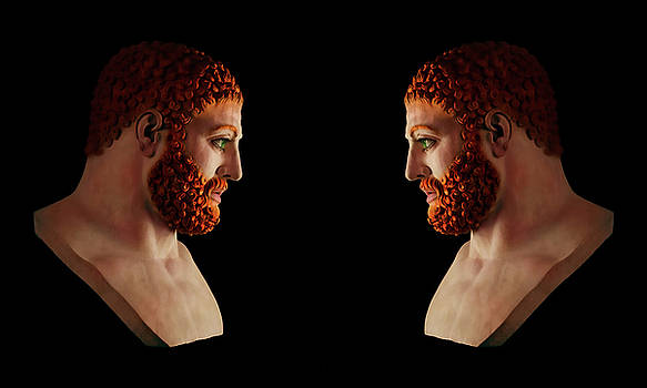 Hercules - Gingers by Shawn Dall