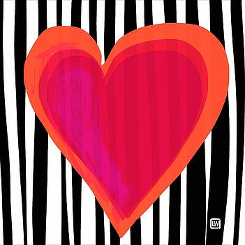Here Is My Heart by Lisa Weedn