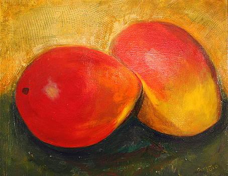Here We Mango Again by Gitta Brewster