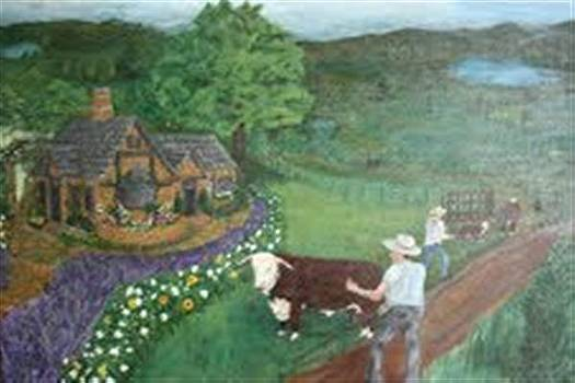 Hereford by Dixie Hester