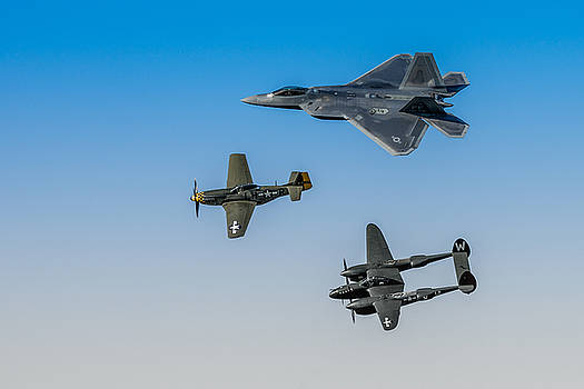 Heritage Flight by Mark Goodman