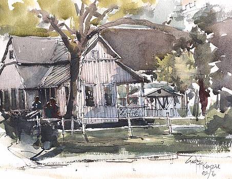 Heritage in Braedenton by Gaston McKenzie