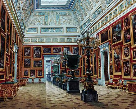 Hermitage Gallery by Carl Sheffer