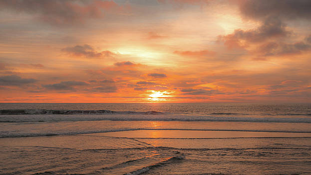 Hermosa Sunset Classic3 by Michael Hope