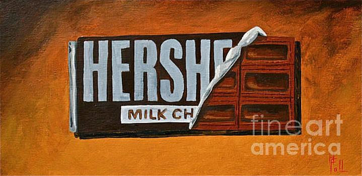 Hershey Bar by Herschel Fall