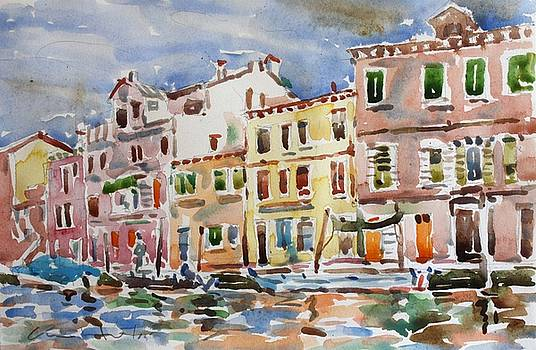 Hesperia, Venice by Owen Hunt
