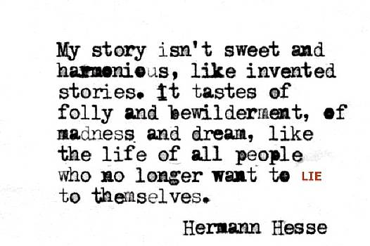 Hesse - Quote -  Dedicated by VIVA Anderson