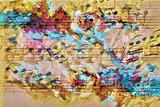 Heterophony SQ by Lon Chaffin