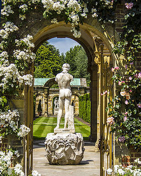 Hever Castle Garden by Suanne Forster